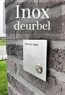 inox deurbel