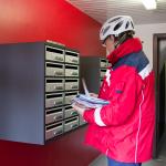 Uitgebreide brievenbusgehelen voor appartementen en bedrijven. Compact en stevig.