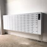 Middelgrote brievenbusgehelen voor appartement en bedrijf. Stevig, duurzaam en netjes.