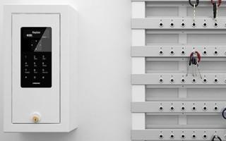 Intelligent sleutelbeheer: de digitale sleutelkluis