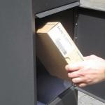 Code slot voor brievenbus