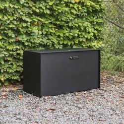 Hulkbox, zeer grote pakjesbus voor de levering en de ophaling van grote volumes.