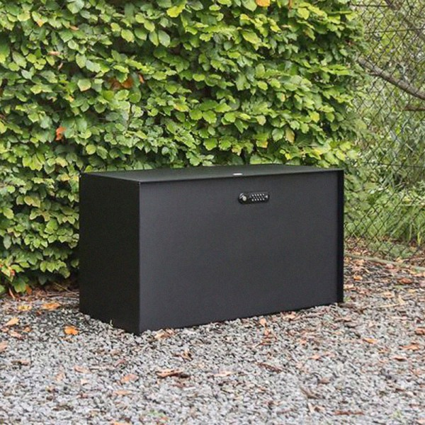 Hulkbox zeer grote pakjesbus voor de levering en de ophaling van grote volumes.