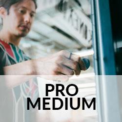 II. PRO MEDIUM - toegangscontrole voor kleine KMO's, organisaties en exclusieve woningen. (6)