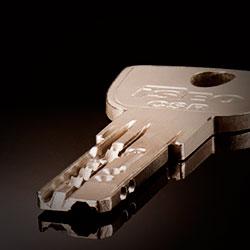Sleutels en sleuteldienst