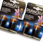 Batterijen voor draadloos belsysteem
