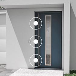 Meerpuntsloten: een veilig afgesloten voordeur voor woning en gebouw