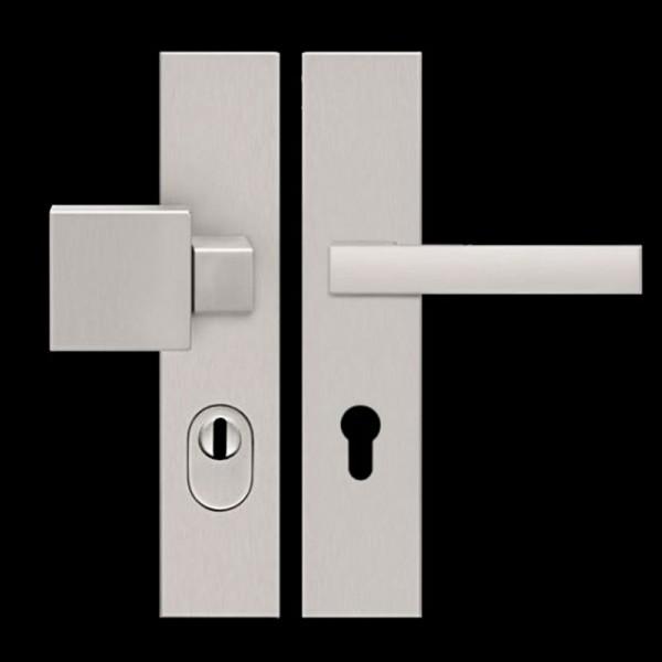 Veiligheidsbeslag in mooi design voor buitendeuren
