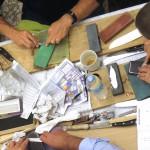 Slijpcursus. Workshop messen slijpen.