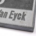 Exclusieve naamborden en gedenkplaten op maat