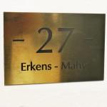 Huisnummers en cijfers