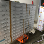 Plaatsingsdienst brievenbus