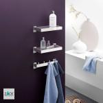 Zack: inox accessoires voor badkamer en wc
