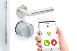 Dana Lock: Smart Home begint luxueus aan de voordeur