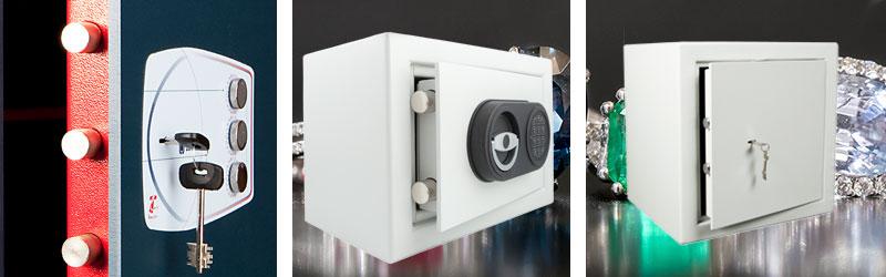 verschillende soorten sluitsystemen-kluis