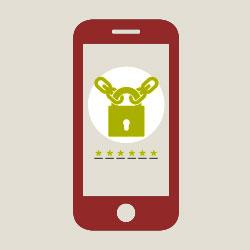 smartphone verliezen