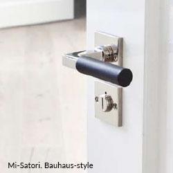 deurbeslag bauhaus-style mi-satori