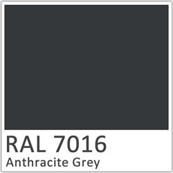 7016 antraciet grijs
