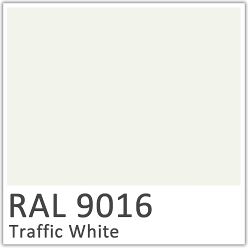 ral 9016 traffic white