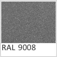 RAL 9008
