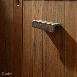 meubel dauby handgreep pastorie
