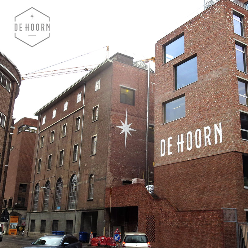De Hoorn, vaartkom, Leuven