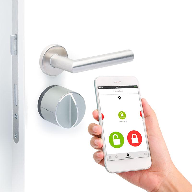 toegangscontrole woning smartphone